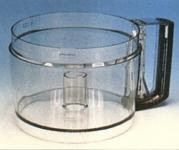 Hauptbehälter und Deckel Set- COMPACT 3100