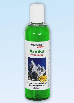 Arnika-Einreibung, Alwag