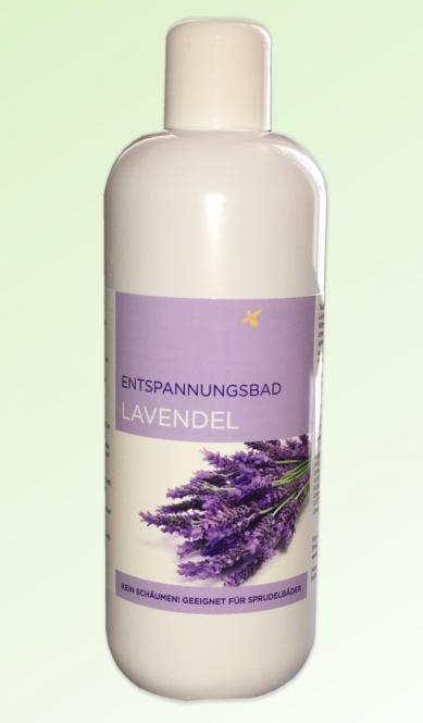 Kräuterbad - Lavendel